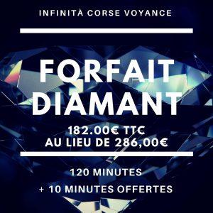 Forfait Diamant / Infinità Corse Voyance