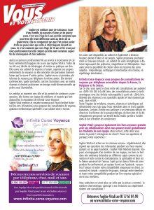 Sophie Vitali / Vous et votre avenir magazine