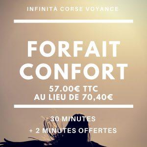 Forfait Confort / Infinità Corse Voyance