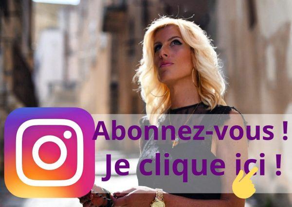 Sophie Vitali sur instagram