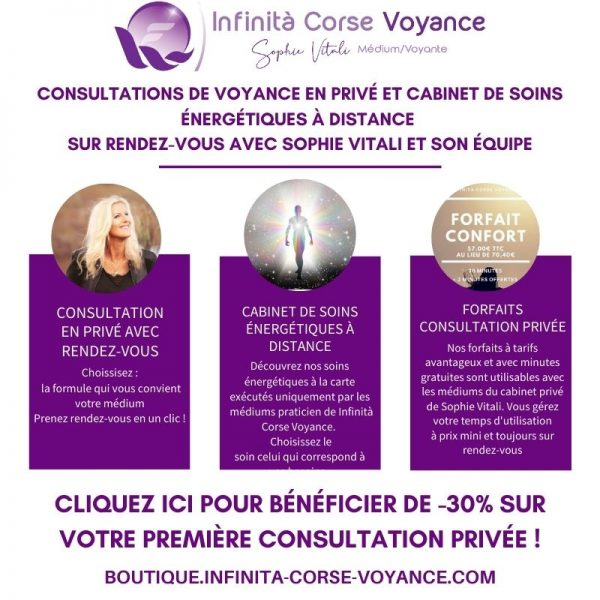 boutique- Infinità Corse Voyance