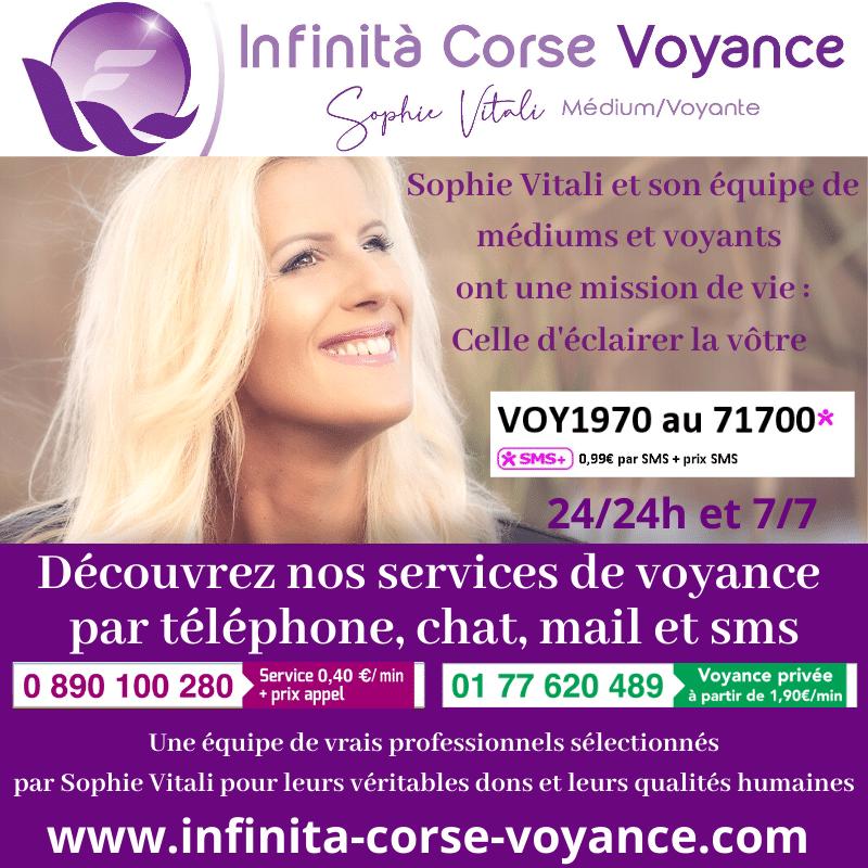 Infinità corse Voyance service de voyance par audiotel à seulement 0.40€/min